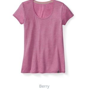 Smartwool Berry T Shirt-XL